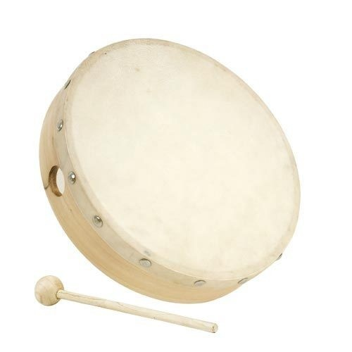 Tambourin 20 Cm Sans Cymbalettes