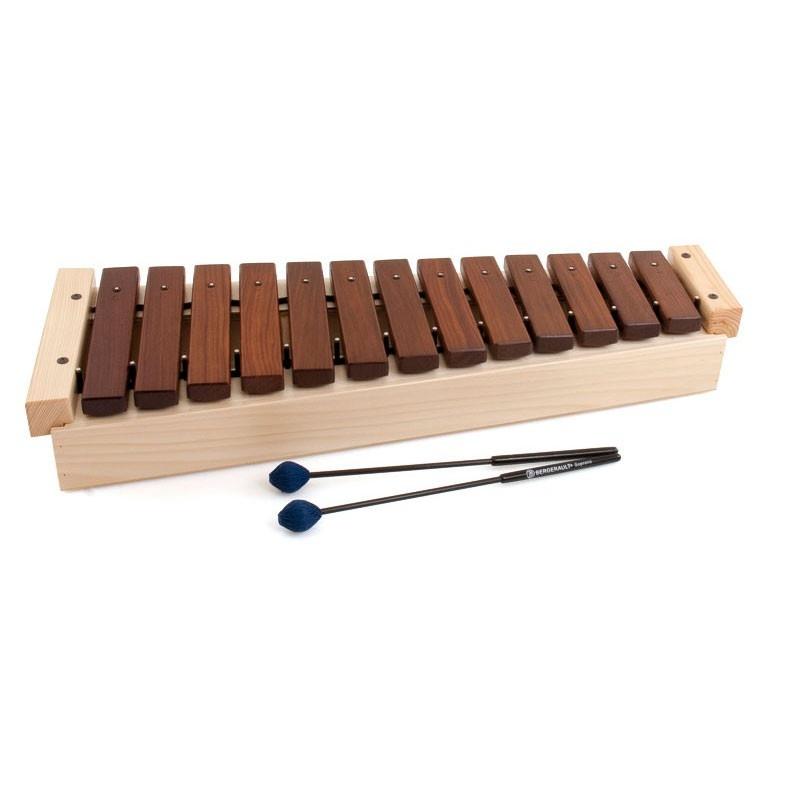 Xylophone Compact Soprano Diatonique Bergerault