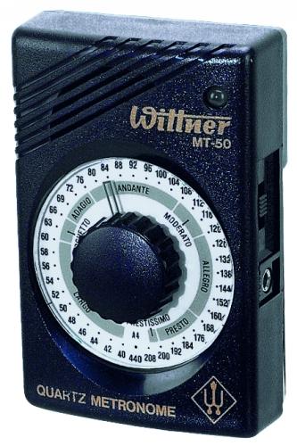 Métronome Wittner Quartz MT-50 Couleur Noir