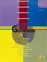 Gaucher, Pierrejean (éd.) : Guitaristes - Une encyclopédie vivante de la guitare - Volume 1