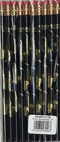 Pencil : Saxophone