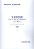 Messiaen, Olivier : Verset pour la Fête de la Dédicace