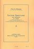 Le Monnier, Yves : Lecture Simultanée pour Débutant - Volume 2 : Lecture Rythmique Appliquée Clé Sol/Fa