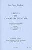 Couleau, Jean-Pierre : Heure de Formation Musicale Débutant 1 - Livre de l