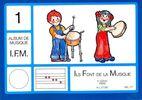 Lecussant, Serge : I.F.M. - Album de Musique n°1