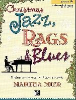 Mier, Martha : Christmas Jazz, Rags and Blues - Book 1