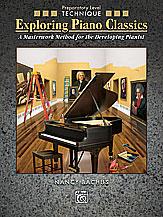 Bachus, Nancy : Exploring Piano Classics - Niveau 0