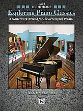 Bachus, Nancy : Exploring Piano Classics - Niveau 1