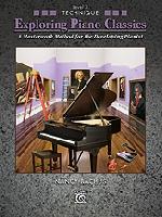 Bachus, Nancy : Exploring Piano Classics - Niveau 3