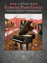 Bachus, Nancy : Exploring Piano Classics - Niveau 4