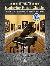 Bachus, Nancy : Exploring Piano Classics - Niveau 0 (CD)