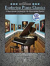 Bachus, Nancy : Exploring Piano Classics - Niveau 1 (CD)