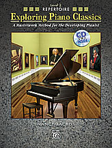 Bachus, Nancy : Exploring Piano Classics - Niveau 2 (CD)