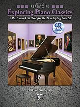 Bachus, Nancy : Exploring Piano Classics - Niveau 3 (CD)