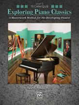 Bachus, Nancy : Exploring Piano Classics - Niveau 5