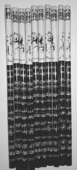 Crayon à Papier - Mozart [Lead pencil - Mozart]