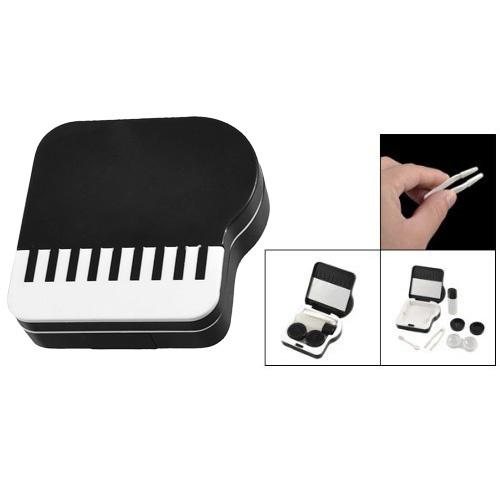 Boite de lentilles de contact - Piano à Queue [Box of Contact Lenses - Grand Piano]