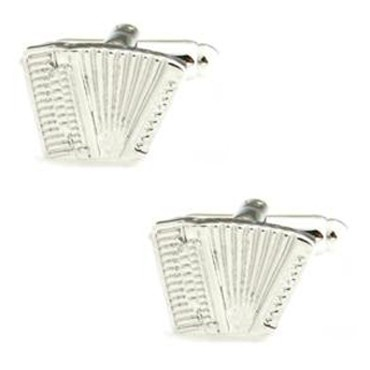 Accordion Design Cufflinks