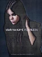 Marina Kaye, Fearless
