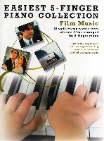 Easiest 5-Finger Piano Collection: Film Music