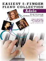 Adele : Easiest 5-Finger Piano Collection : Adele