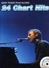 Easy Piano Play Along 24 Chart Hits