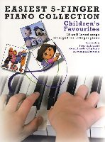 Easiest 5-Finger Piano Collection : Children