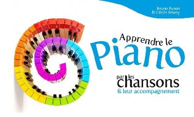 Puren, Bruno / Emery, Cécile : Apprendre le Piano par les Chansons and leur Accompagnement