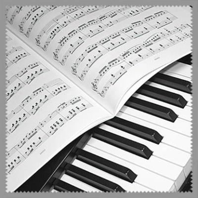Chiffonnette pour Surface Vitrée - Piano
