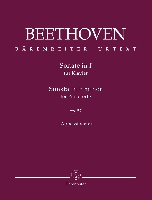 Beethoven, Ludwig Van : Sonata for Pianoforte F minor op. 57
