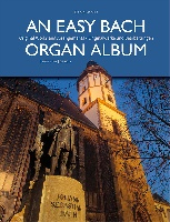 An Easy Bach Organ Album