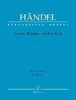Haendel, Georg Friedrich : Almira, Königin von Kastilien HWV 1 - Opera in 3 Acts