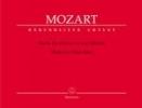 Mozart, Wolfgang Amadeus : ?uvres pour piano à quatre mains / Works for Piano four Hands