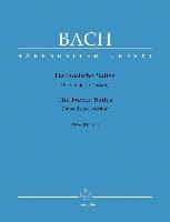 Suites françaises BWV 812-817 (version enrichie) / The French Suites BWV 812-817 (Embellished version) (Bach, Johann Sebastian)