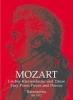 Mozart, Wolfgang Amadeus : Pièces et danses faciles pour piano / Easy Piano Pieces and Dances