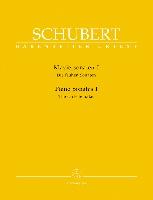 Schubert, Franz : Sonates pour piano - Volume I : Les premières Sonates / Piano Sonatas Volume I : The early Sonatas