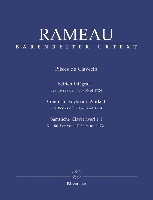 Rameau, Jean-Philippe : Complete Keyboard Works, Vol. I