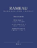 Rameau, Jean-Philippe : Complete Keyboard Works, Vol. II