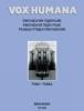 Divers compositeurs : Vox Humana. International Organ Music - Volume 4 : Poland