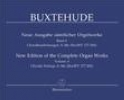 Buxtehude, Dietrich : New Edition of the Complete Organ Works - Volume 4 : Chorale Settings A