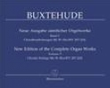 Buxtehude, Dietrich : New Edition of the Complete Organ Works - Volume 5 : Chorale Settings Mi-W BuxWV 207-224