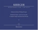 Krieger, Johann Philipp - Krieger, Johann : ?uvres complètes pour clavecin et orgue - Volume 2 / Complete Organ and Keyboard Works - Volume 2