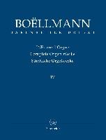 Boëllmann, Léon : Léon Boëllmann : Works arranged for Organ