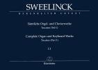 Sweelinck, Jan Pieterszoon : ?uvres complètes pour orgue ou clavecin - Volume 1 : Toccatas / Complete Organ and Keyboard Works - Volume 1 : Toccatas