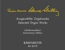 ?uvres pour orgue (Edition pour le centenaire du compositeur) / Selected Organ Works (Anniversary Edition to the 100th Birthday