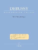 Debussy, Claude : Suite Bergamasque