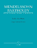 Mendelssohn, Félix : Songs Without Words