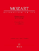 Mozart, Wolfgang Amadeus : Concert Arias for High Soprano
