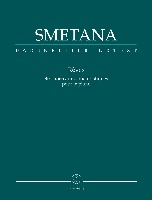 Smetana, Bedrich : Dreams : Six Characteristic Pieces for Piano