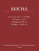 Reicha, Antoine : 36 Fugues for Piano